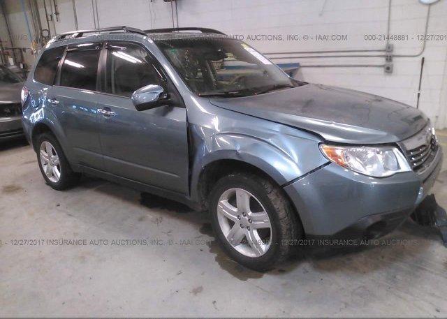 Inventory #802015505 2010 Subaru FORESTER