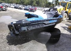 2018 SEADOO SEADOO GTX - YDV12428C818 rear view