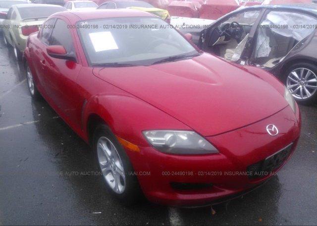 Inventory #751790862 2006 Mazda RX8