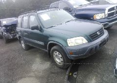 2001 Honda CR-V