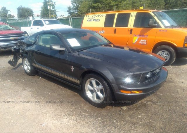 Inventory #252258490 2007 FORD MUSTANG