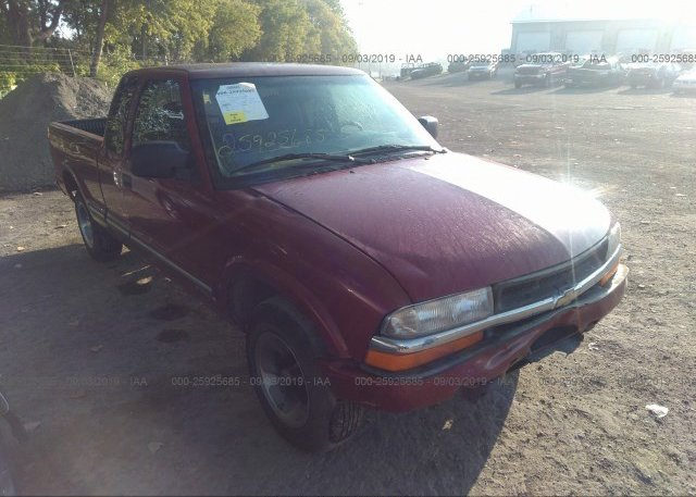 Inventory #575526857 2000 Chevrolet S TRUCK