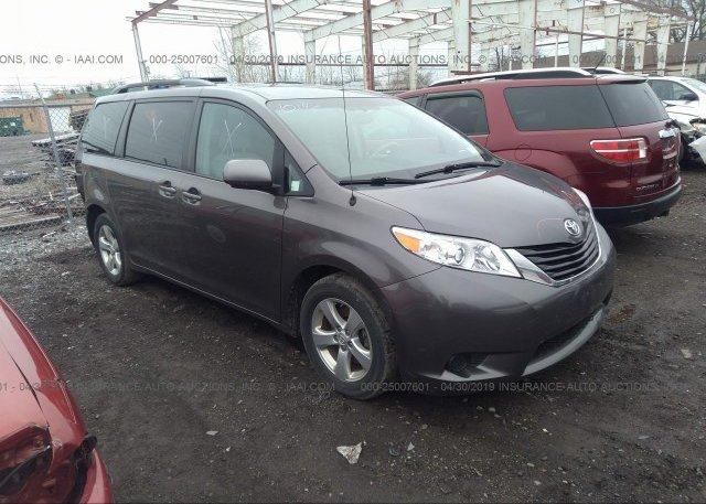 Inventory #427784639 2012 Toyota SIENNA