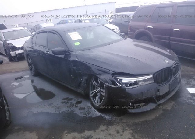 Inventory #601597127 2016 BMW 750