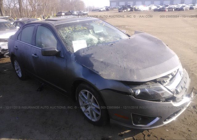 Inventory #540227086 2012 FORD FUSION