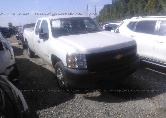 Inventory #429390828 2012 Chevrolet SILVERADO