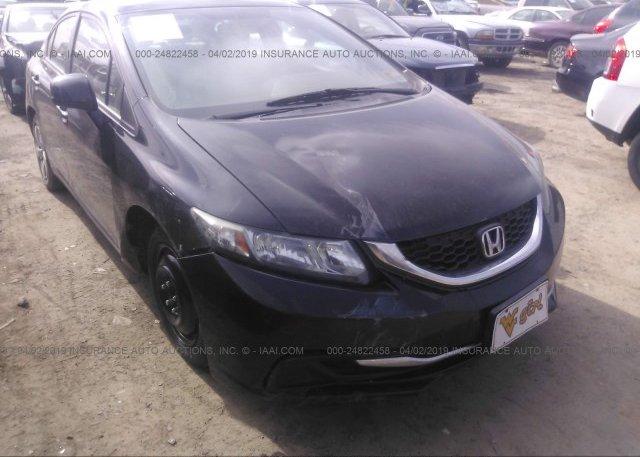 Inventory #823505448 2013 Honda CIVIC