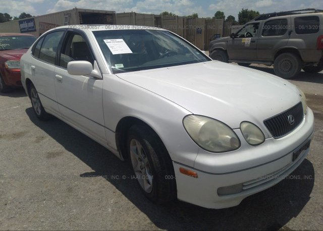 Inventory #754349299 2004 Lexus GS