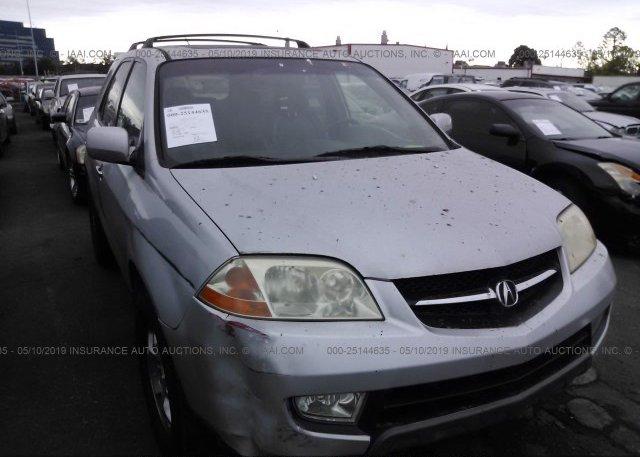 Inventory #923652968 2002 Acura MDX