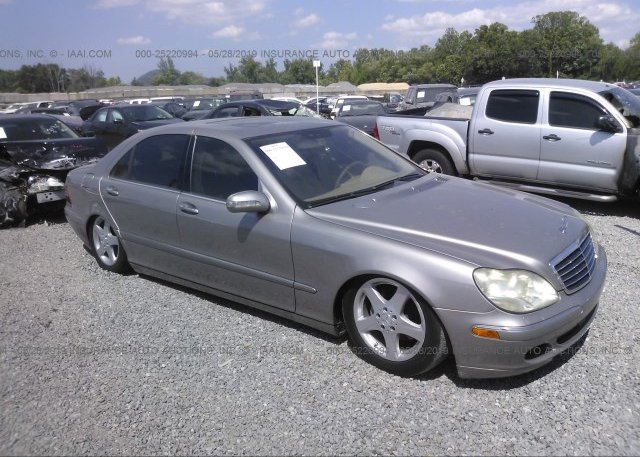 Inventory #798758146 2005 Mercedes-benz S