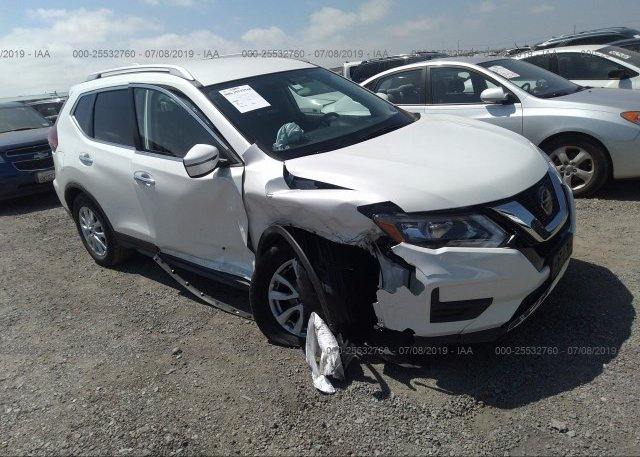 Inventory #125638526 2018 NISSAN ROGUE
