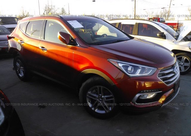 Inventory #834544023 2018 Hyundai SANTA FE SPORT