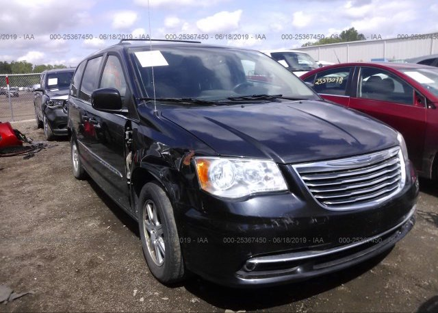 Inventory #794132071 2012 Chrysler TOWN & COUNTRY