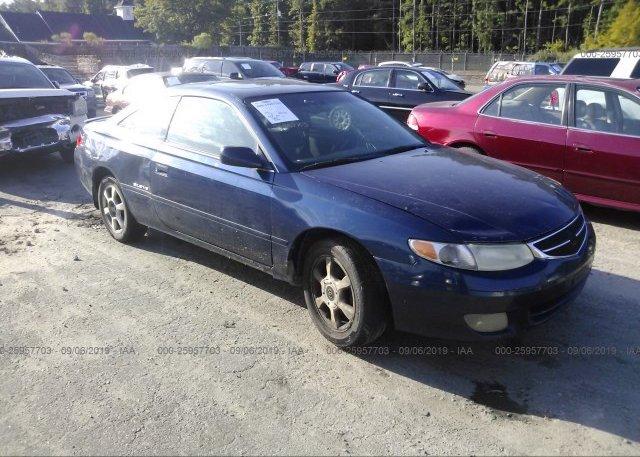 Inventory #655172506 2001 Toyota CAMRY SOLARA
