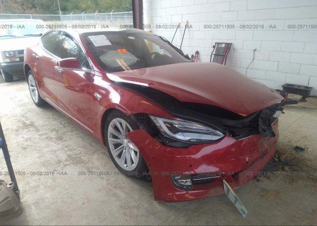 Inventory #338443607 2017 Tesla MODEL S