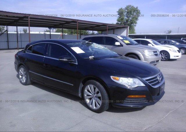 Inventory #930753273 2012 Volkswagen CC