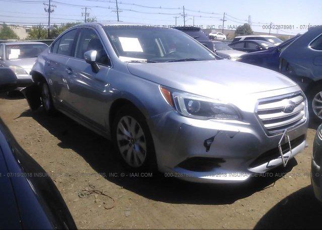 Inventory #521337868 2015 Subaru LEGACY
