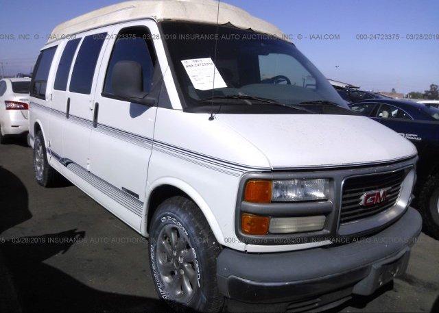 Inventory #301843835 1996 GMC SAVANA