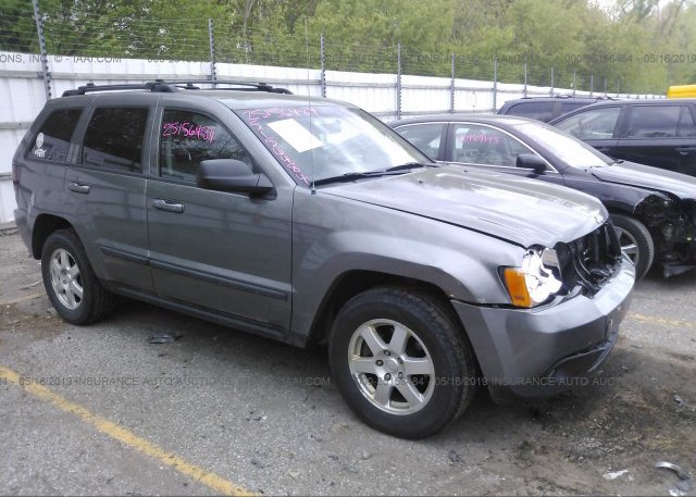 Inventory #521007823 2008 JEEP GRAND CHEROKEE