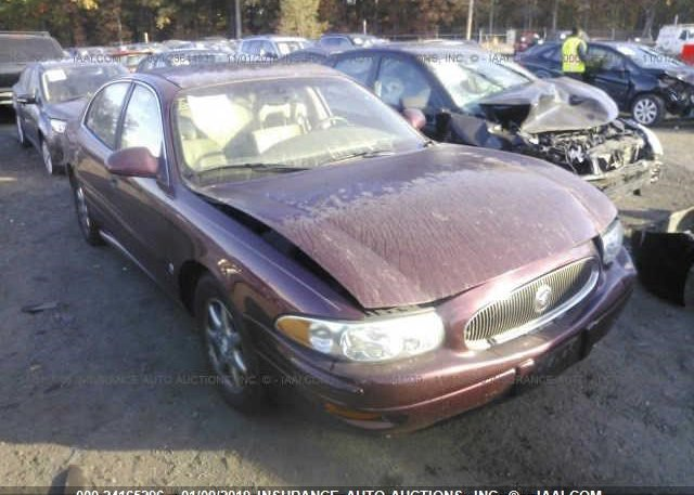 Inventory #996863083 2005 BUICK LESABRE