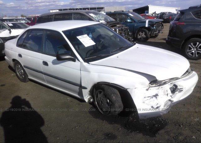 Inventory #341520509 1998 Subaru LEGACY