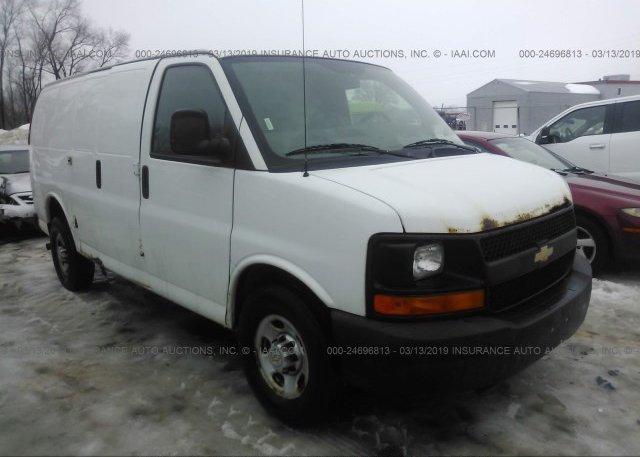 Inventory #489296224 2010 Chevrolet EXPRESS G2500