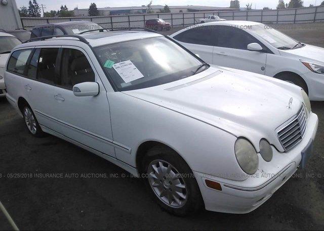 Inventory #163238638 2000 Mercedes-benz E