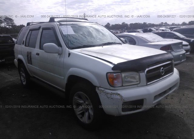 Inventory #952852184 2002 Nissan PATHFINDER