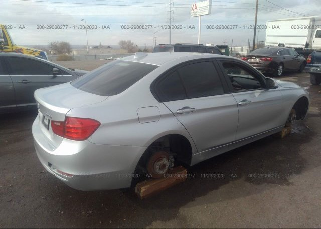цена в сша 2013 BMW 3 SERIES WBA3C1G52DNR47963