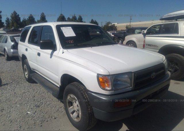 Inventory #761416446 1996 Toyota 4RUNNER
