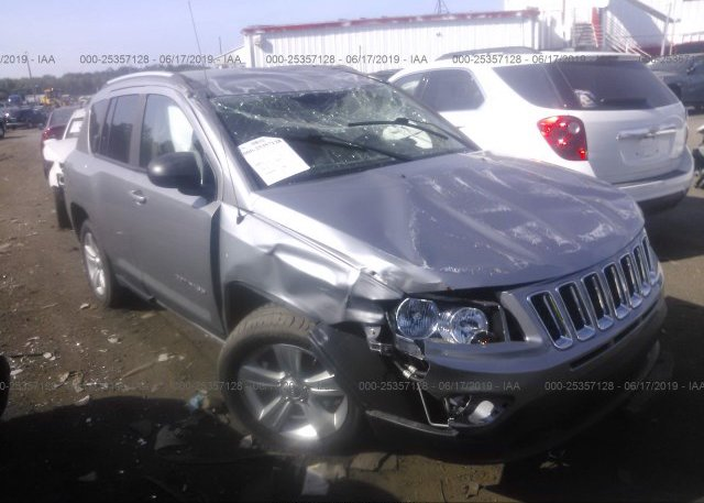 Inventory #683977642 2016 JEEP COMPASS