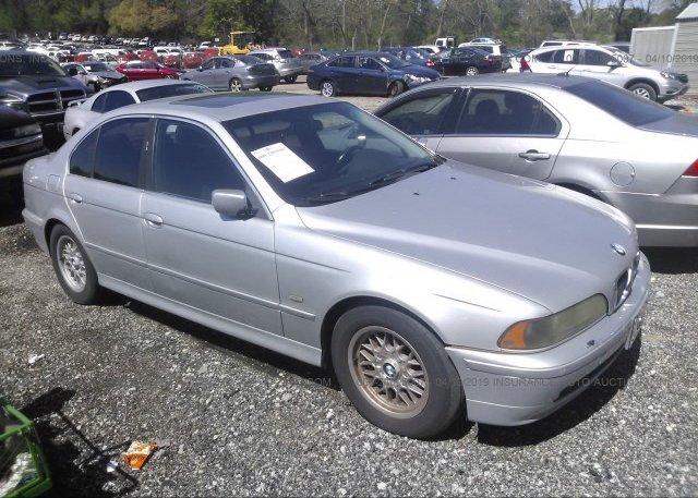 Inventory #655866699 2002 BMW 525