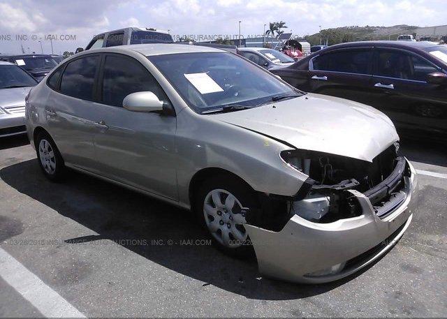 Inventory #777173485 2008 Hyundai ELANTRA