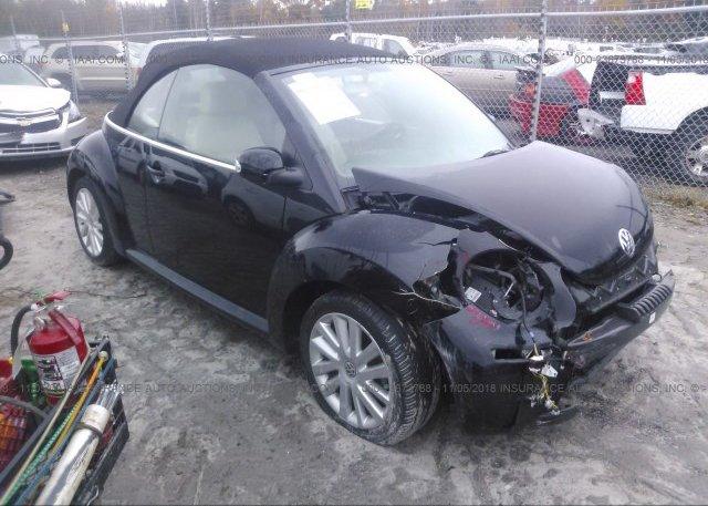 Inventory #354735551 2008 Volkswagen NEW BEETLE
