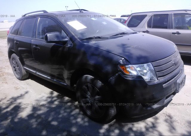 Inventory #431931087 2007 FORD EDGE