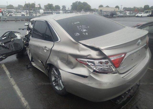 купить 2017 Toyota CAMRY 4T1BF1FK0HU690094