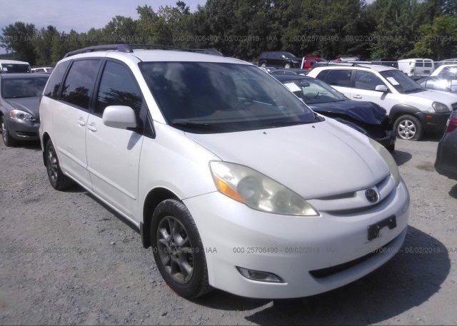 Inventory #155979861 2006 Toyota SIENNA