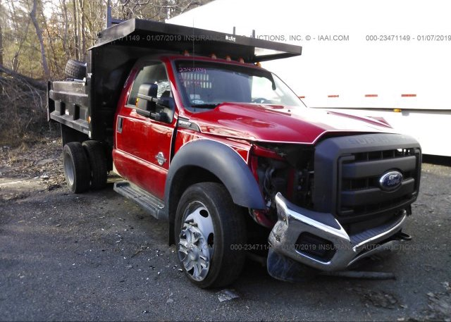 Inventory #682916725 2015 FORD F550