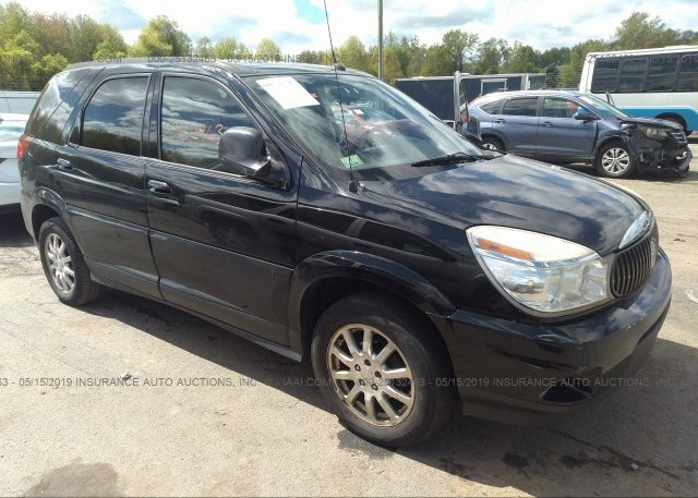 Inventory #918056324 2007 Buick RENDEZVOUS