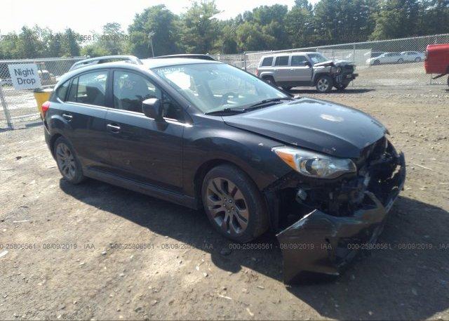 Inventory #223855606 2014 Subaru IMPREZA