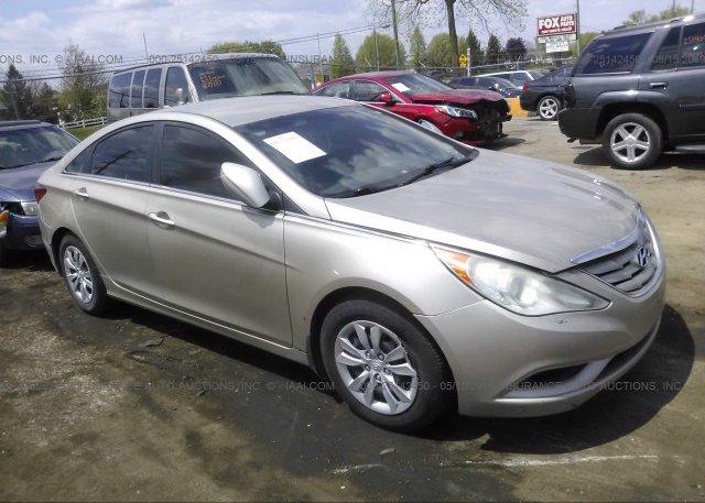 Inventory #998235866 2012 Hyundai SONATA