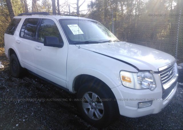 Inventory #286852123 2010 FORD EXPLORER