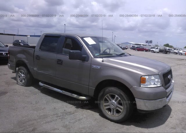 Inventory #245166187 2005 FORD F150