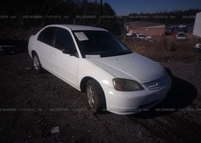 Inventory #294223477 2002 Honda CIVIC