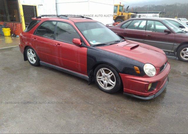 Inventory #979185386 2002 Subaru IMPREZA