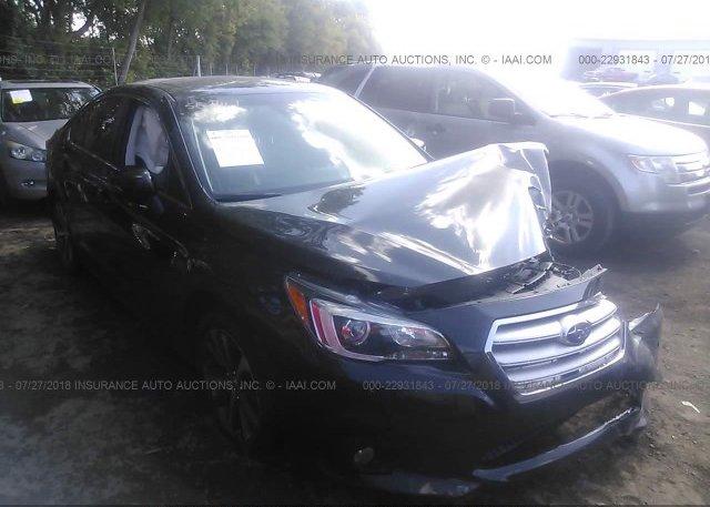 Inventory #543280633 2016 Subaru LEGACY
