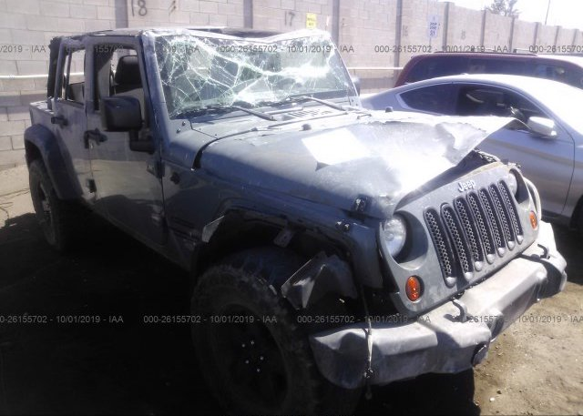 Inventory #966625093 2014 JEEP WRANGLER UNLIMITE