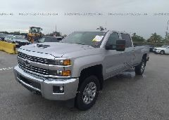2018 CHEVROLET SILVERADO - 1GC4KZCY9JF154545 Right View