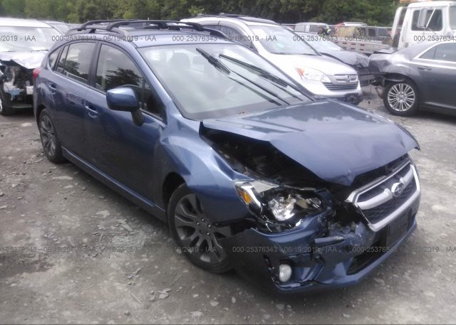 Inventory #157302520 2013 Subaru IMPREZA