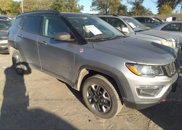 Inventory #236933521 2018 JEEP COMPASS